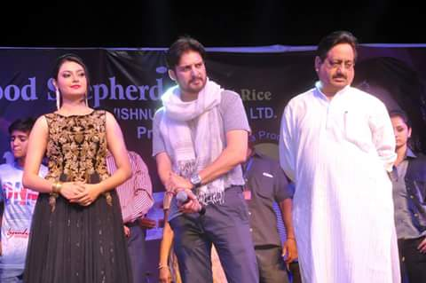 Sridevi Shetty Wagh-Managed Celebrity Jimmy Shergill,Events & Media Coverage of Taare Zameen Par Season 2