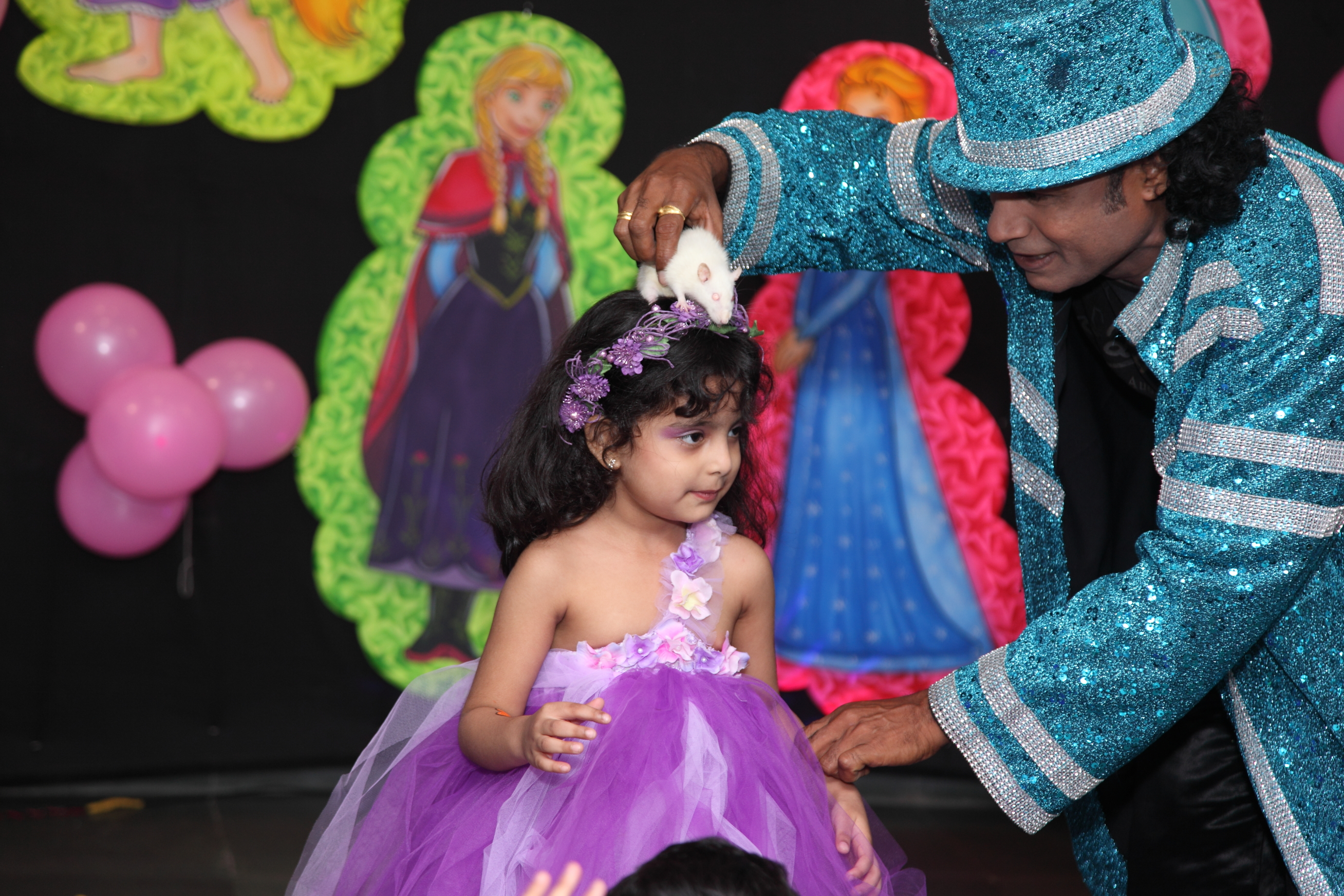 Mishka Shetty 5th Birthday party