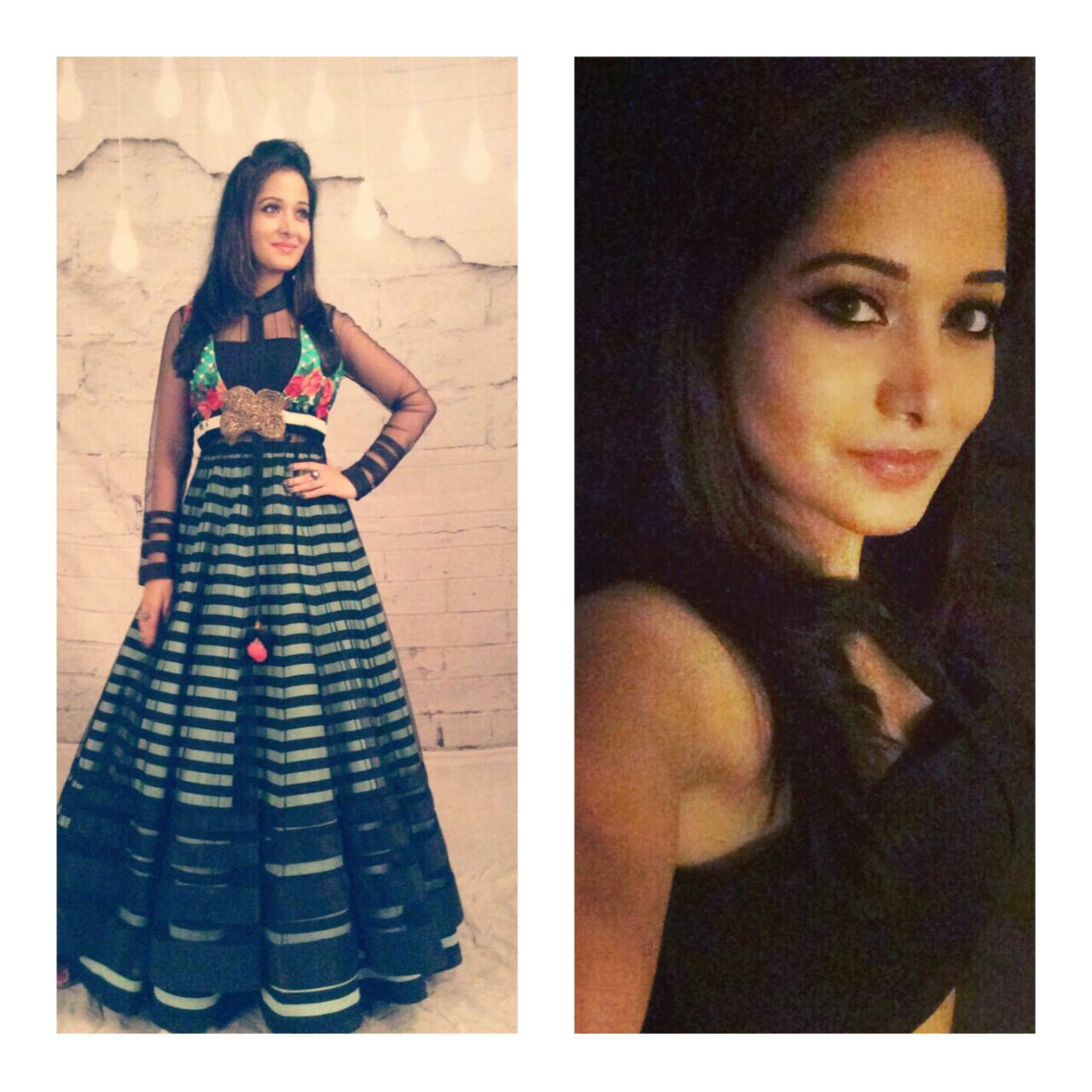 Actress Preetika Rao